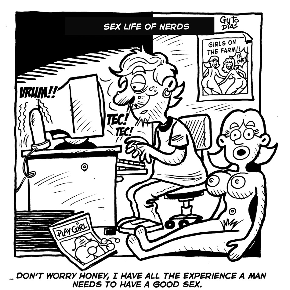 sex in cartoons Feb 2017  She started drawing cartoons of the funny moments in her relationship with her   New study finds 'key to great sex in long-term relationships'.