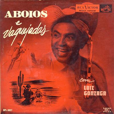 Baixar MP3 Grátis ABOIOS%2BE%2BVAQUEJADAS%2B %2BCapa Luiz Gonzaga   Aboios e Vaquejadas (1956)
