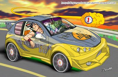 Dragon Ball-Fan-Art-Recopilación DBTuning_BLOG
