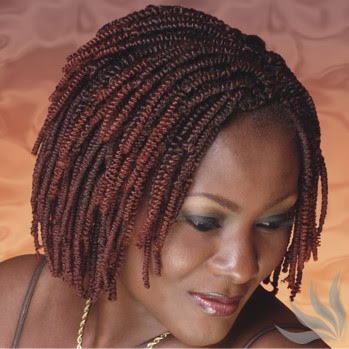 Nubian Twist Hairstyles