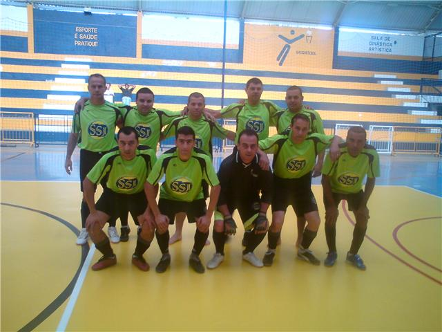 Campeonato  Futsal das Guardas Municipais
