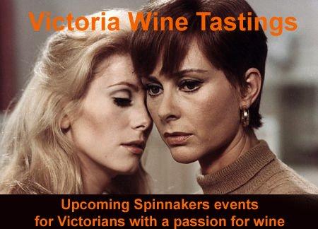Victoria Wine Tastings