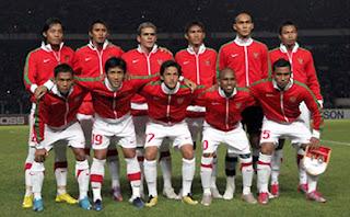Foto Timnas Indonesia Lengkap Piala AFF 2010
