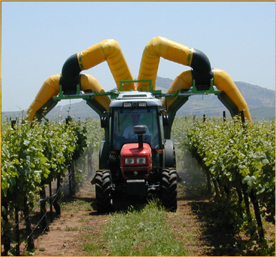 Machines like this make it possible--thanks an Agricultural Engineer!