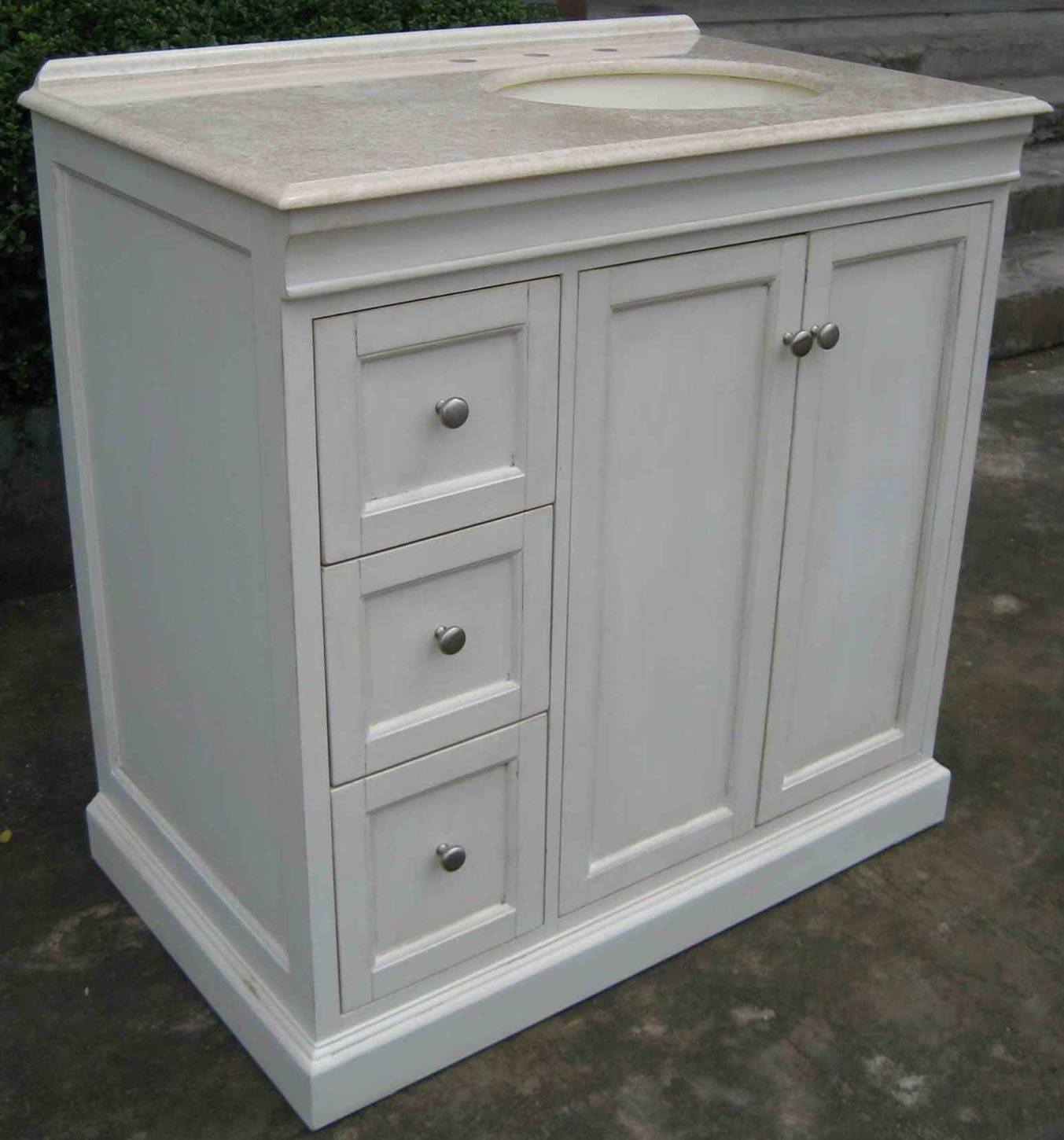 Bathroom Vanities | Single & Double Bathroom Vanity Cabinets