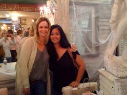 Rachel Ashwell & I