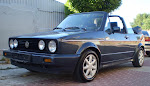 VW  Golf  Cabrio  Open  Air