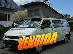 VW CALIFORNIA, 2.4  D. AÑO 92, 78 CV, WESTFALIA