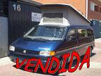 VW CALIFORNIA, 2.4 D  AÑO 93, 78 CV, WESTFALIA