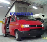 VW CALIFORNIA, 2.4 D  AÑO 91, 78 CV, WESTFALIA