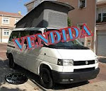 VW CALIFORNIA, 1.9 T.D  AÑO 95, 68 CV, WESTFALIA
