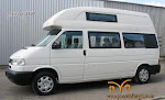VW  T -4  EXCLUSIVE   CALIFORNIA  , 2.5  T.D.I.  BATALLA  LARGA  AÑO 1997, 102 CV, WESTFALIA