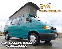 VW  T-4   CALIFORNIA, 2.4 D  AÑO 92, 78 CV, WESTFALIA