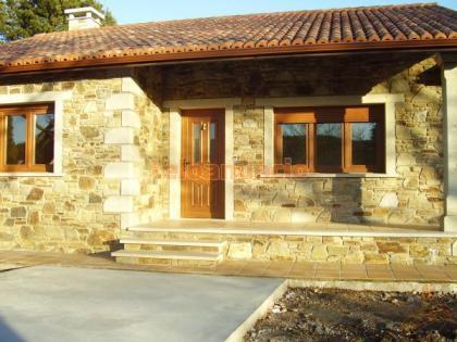 Piedra natural - Fachadas de piedra para casas ...