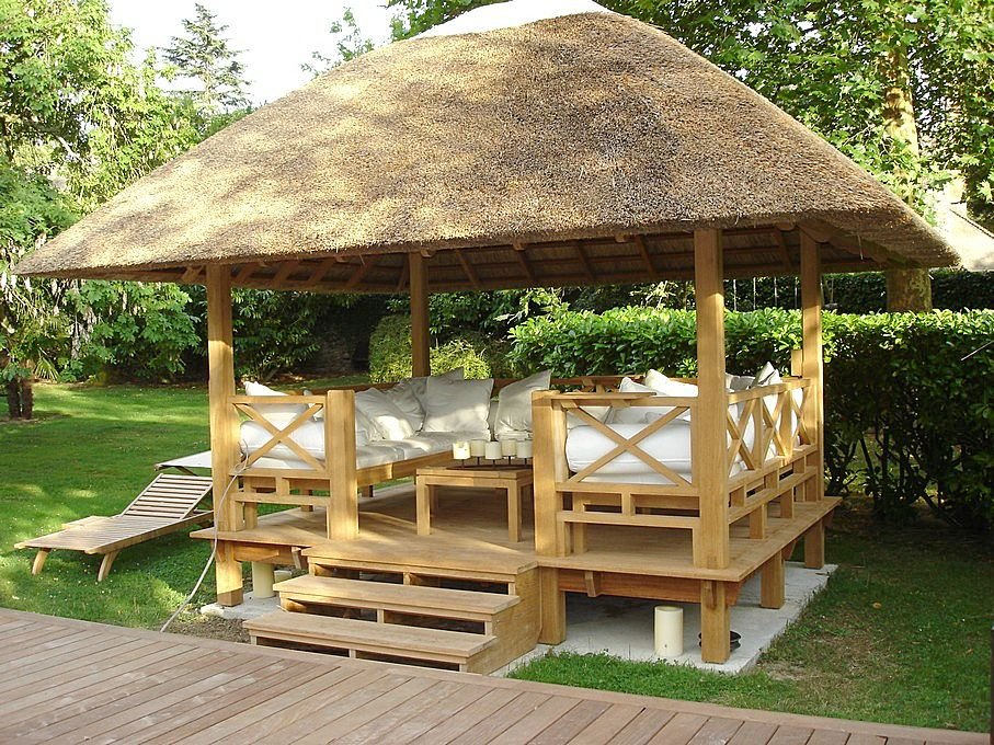 Wooden Gazebo Design Ideas | Modern Architecture Decorating Ideas ...