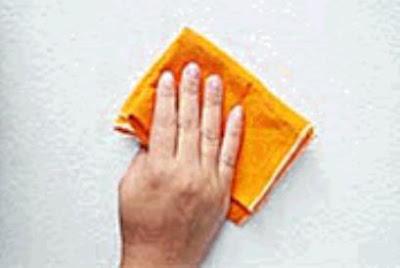 Mofo nos móveis e paredes - dicas vassourando