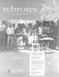 Ecos publicado en Rebrotes-Subsecretaría de Agricultura Familiar de la Nación Sta Fe
