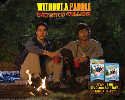 on dvd in january quotwithout a paddle nature�s calling