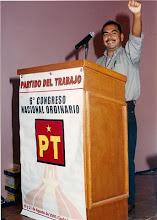 TRAYECTORIA POLITICA EN EL PT VERACRUZ DE JORGE GONZALEZ ROJAS