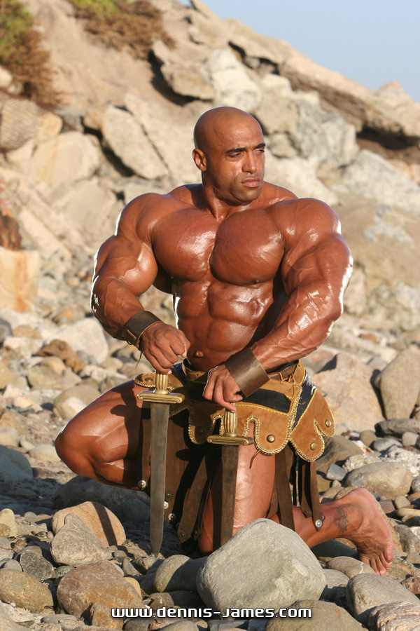 Fbb Monster Pecs http://passion4muscle.blogspot.com/2010/12/dennis-james-monster-bodybuilder.html
