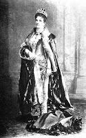 Margarita Teresa de Saboya (1851-1926). Reina consorte de Italia.