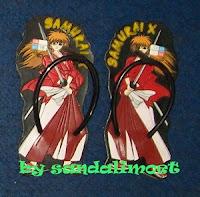 Sandal Imoet Samurai X by sandalimoet