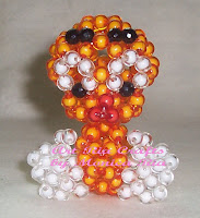 Tweety Beaded Puppet - Art Ria Crafts by Monica Ria