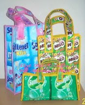 Recycle Bags - Art Ria Crafts by Monica Ria
