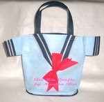 Sailor Uniform Goody Bag - Art Ria Crafts by Monica Ria