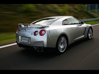Nissan GT-R, 2008 most expected car [ Part 2 ]