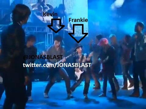 Frankie Jonas or Bonus Jonas 80634698