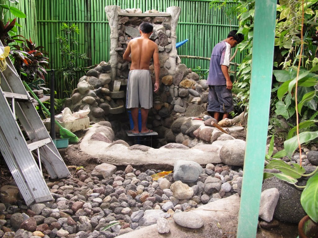 philippines phil the pond is done