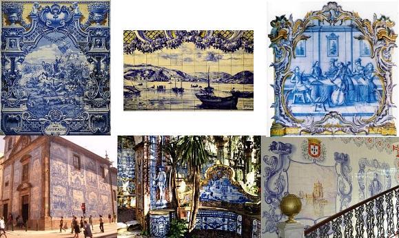 Historia dos azulejos de portugal for Azulejos historia