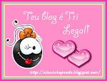 Este blog é tri legal