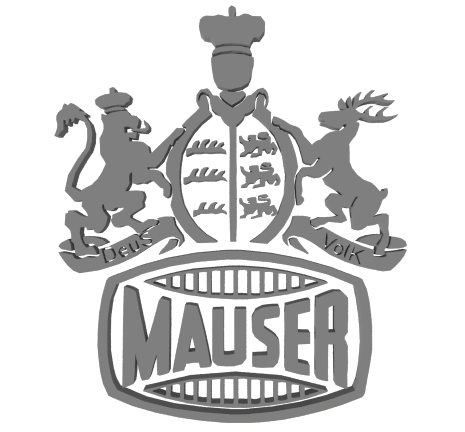 Mauser Logo Photo by sexyb3ast | Photobucket