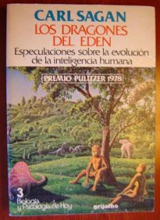 'Los dragones del eden' de Crl Sagan