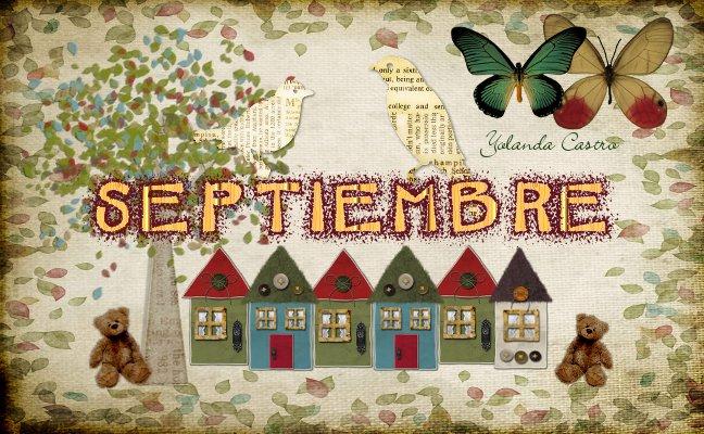 El mes de Septiembre visto por yolanda