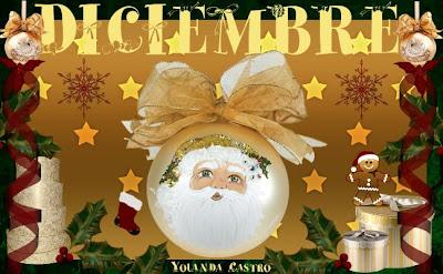 El mes de diciembre visto por Yolanda