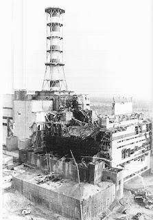 chernobyl sarcophagus Bencana Topan Badai Terdahsyat