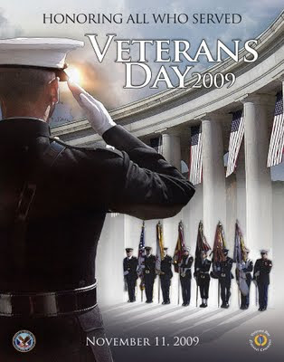2009 Veterans Day Poster