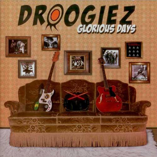 1. Droogiez - Patriot And Scud (2:30) 2. Droogiez - Glorious Days (3:06)