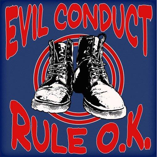 1. Evil Conduct - Skinhead till i die (3:13)