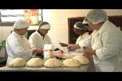 trabalho na padaria