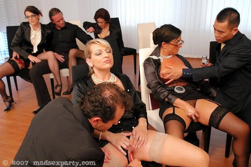 Women Group Sex