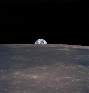Las mejores imágenes de la Tierra y la Luna