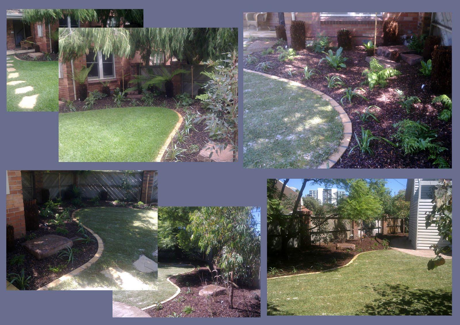 Port melbourne design and vesels garden web customer for Landscape design jobs melbourne