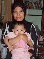 Alang 77 wif her daugther