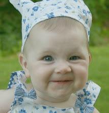 Ellaina 7 months old