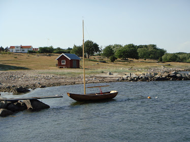 Båten vid tullbryggan