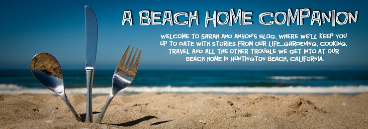 A Beach Home Companion | Food Photography, Recipes and Travels